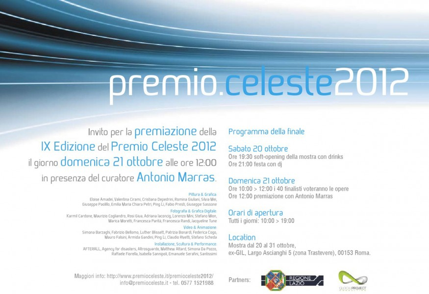 PremioCeleste2012